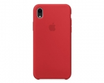 Чехол Apple Silicone Case LUX Copy Red для iPhone XR