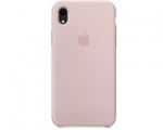 Чехол Apple Silicone Case LUX Copy Pink Sand для iPhone XR