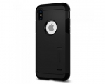 Чехол Spigen Tough Armor Matte Black для iPhone X/XS (057CS2...