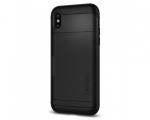 Чехол Spigen Slim Armor CS Black для iPhone X/XS (057CS22155...