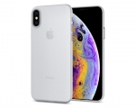 Чехол Spigen Air Skin Soft Clear для iPhone XS (063СS24909)