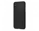 Чехол Spigen Thin Fit Matte Black для iPhone X/XS (057cs2210...