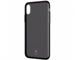 Чехол Baseus Simple Series Case Transparent Black для iPhone...