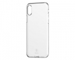 Чехол Baseus Simple Series Case Transparent для iPhone X  (A...