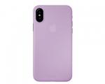 Чехол Laut SlimSkin Violet/Purple для iPhone XS (LAUT_IP8_SS...