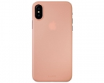 Чехол Laut SlimSkin Pink для iPhone XS (LAUT_IP8_SS_P)