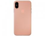 Чехол Laut SlimSkin Pink для iPhone XS (LAUT_IP8_SS_P)