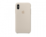 Чехол Apple Silicone Case LUX Copy Stone для iPhone XS