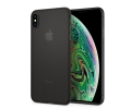 Чехол Spigen Air Skin Black для iPhone Xs Max (065...