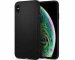 Чехол Spigen Liquid Air Armor Matte Black для iPhone Xs Max ...