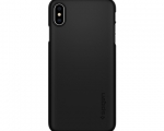 Чехол Spigen Thin Fit Black для iPhone Xs Max (065СS24824)
