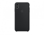 Чехол Apple Silicone Case LUX Copy Black для iPhone XS Max