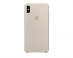 Чехол Apple Silicone Case LUX Copy Stone для iPhone XS Max