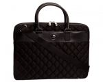 "Сумка Knomo Avignon 11"" Slim Brief Black для MacBook Ai..."