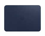 "Чехол Apple Leather Sleeve Midnight Blue для MacBook 12""..."