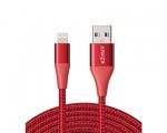 Кабель Anker PowerLine+ II Lightning Cable Red 3м (AK-A84540...