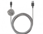 Кабель NATIVE UNION Night Cable Zebra 3 м (NCABLE-KV-L-ZEB)