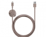 Кабель NATIVE UNION Night Cable Lightning - Taupe (NCABLE-L-...