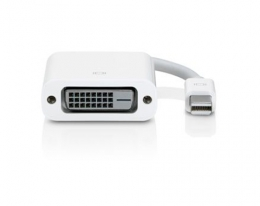 Переходник Apple Mini DisplayPort to DVI (MB570Z/A)
