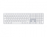 Apple Magic Keyboard with Numeric Keypad Silver (MQ052)