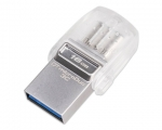 Флеш-накопитель Kingston DataTraveler microDuo 3C USB 3.1 Ty...