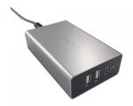 Сетевой адаптер Satechi USB-C 40W Travel Charger Space Gray ...
