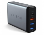Сетевой адаптер Satechi USB-C 75W Travel Charger (ST-MCTCAM)