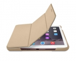 Чехол Macally Protective Case and Stand Gold для iPad Pro 9....