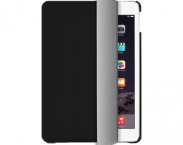 Чехол Macally Protective Case and Stand Black для iPad 9.7 (BSTAND5-B)