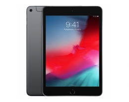 Apple iPad Mini 64Gb Wi-Fi Space Grey (MUQW2) 2019