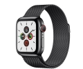 Apple Watch Series 5 GPS + LTE 44mm Space Black St...