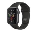 Apple Watch Series 5 GPS 40mm Space Gray Aluminum ...
