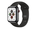 Apple Watch Series 5 GPS + LTE 40mm Space Black St...