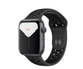 Apple Watch Series 5 GPS 40mm Space Gray Aluminum ...