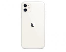 Чехол Apple Clear Case для iPhone 11 (MWVG2)
