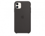 Чехол Apple Silicone Case Black для iPhone 11 (MWVU2)