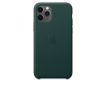 Чехол Apple Leather Case Forest Green для iPhone 11 Pro (MWY...