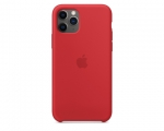 Чехол Apple Silicone Case (PRODUCT)RED для iPhone 11 Pro (MW...