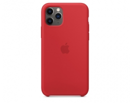 Чехол Apple Silicone Case (PRODUCT)RED для iPhone 11 Pro (MWYH2)
