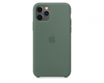 Чехол Apple Silicone Case Pine Green для iPhone 11 Pro (MWYP...