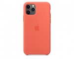 Чехол Apple Silicone Case Clementine для iPhone 11 Pro Max (...