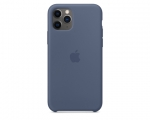 Чехол Apple Silicone Case Alaskan Blue для iPhone 11 Pro Max...