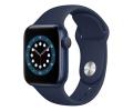 Apple Watch Series 6 GPS 44mm Blue Aluminum Case D...