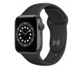 Apple Watch Series 6 GPS 40mm Space Gray Aluminum ...