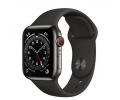 Apple Watch Series 6 GPS + Cellular 44mm Graphite ...
