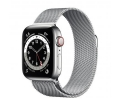 Apple Watch Series 6 GPS + Cellular 44mm Silver St...