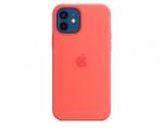 Чехол Apple Silicone Case Pink Citrus для iPhone 12/12 Pro w...