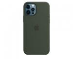 Чехол Apple Silicone Case Cyprus Green для iPhone 12 Pro Max...