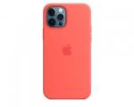 Чехол Apple Silicone Case Pink Citrus для iPhone 12 Pro Max ...