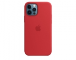 Чехол Apple Silicone Case PRODUCT RED для iPhone 12 Pro Max ...